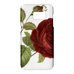 Rose 1077964 1280 Samsung Galaxy S7 Hardshell Case  by vintage2030