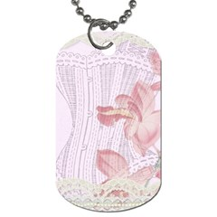 Vintage 1079405 1920 Dog Tag (two Sides) by vintage2030