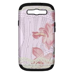 Vintage 1079405 1920 Samsung Galaxy S Iii Hardshell Case (pc+silicone) by vintage2030