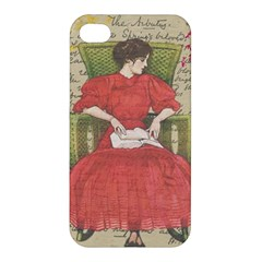 Vintage 1079413 1920 Apple Iphone 4/4s Premium Hardshell Case by vintage2030