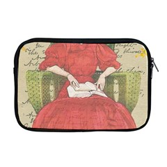 Vintage 1079413 1920 Apple Macbook Pro 17  Zipper Case by vintage2030