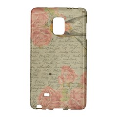 Vintage 1079411 1920 Samsung Galaxy Note Edge Hardshell Case by vintage2030