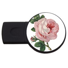Rose 1078272 1920 Usb Flash Drive Round (4 Gb) by vintage2030