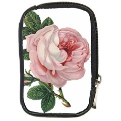 Rose 1078272 1920 Compact Camera Leather Case by vintage2030