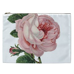 Rose 1078272 1920 Cosmetic Bag (xxl) by vintage2030