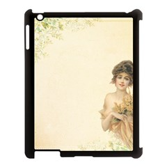 Vintage 1067759 1920 Apple Ipad 3/4 Case (black) by vintage2030