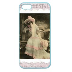 Vintage 1071148 1920 Apple Seamless Iphone 5 Case (color) by vintage2030