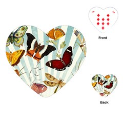 Butterfly 1064147 1920 Playing Cards (heart) by vintage2030