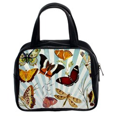 Butterfly 1064147 1920 Classic Handbag (two Sides) by vintage2030