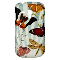 Butterfly 1064147 1920 Samsung Galaxy S3 Mini I8190 Hardshell Case by vintage2030