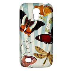 Butterfly 1064147 1920 Samsung Galaxy S4 Mini (gt I9190) Hardshell Case  by vintage2030