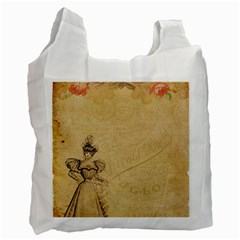 Old 1064512 1920 Recycle Bag (one Side) by vintage2030