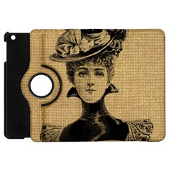 Vintage 1060197 1920 Apple Ipad Mini Flip 360 Case by vintage2030