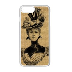 Vintage 1060197 1920 Apple Iphone 7 Plus Seamless Case (white) by vintage2030