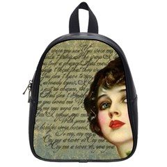 Vintage 1047247 1280 School Bag (small) by vintage2030