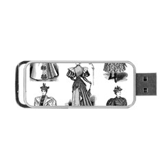 Vintage 1064131 1920 Portable Usb Flash (one Side) by vintage2030