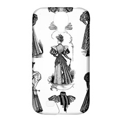 Vintage 1064131 1920 Samsung Galaxy S4 Classic Hardshell Case (pc+silicone) by vintage2030