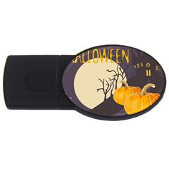 Halloween 979495 1280 Usb Flash Drive Oval (4 Gb) by vintage2030
