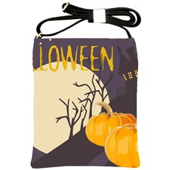 Halloween 979495 1280 Shoulder Sling Bag by vintage2030