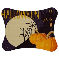 Halloween 979495 1280 Jigsaw Puzzle Photo Stand (bow)