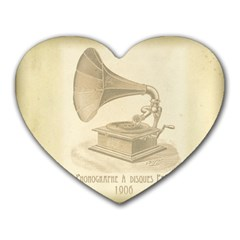 Vintage 979490 1280 Heart Mousepads by vintage2030