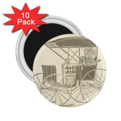 Vintage 979514 1280 2 25  Magnets (10 Pack)  by vintage2030