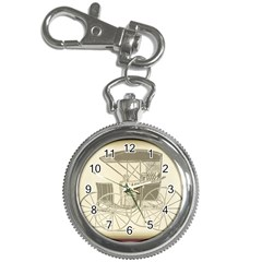Vintage 979514 1280 Key Chain Watches
