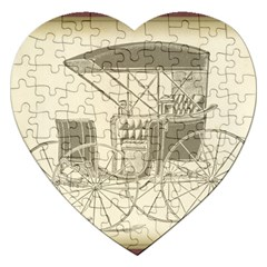 Vintage 979514 1280 Jigsaw Puzzle (heart)