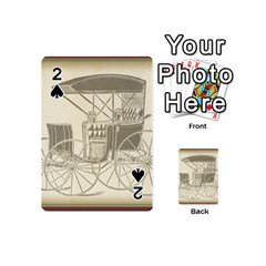 Vintage 979514 1280 Playing Cards 54 (mini)