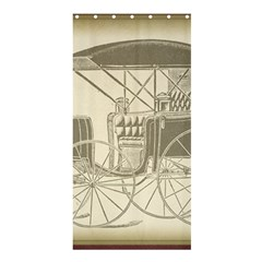 Vintage 979514 1280 Shower Curtain 36  X 72  (stall)