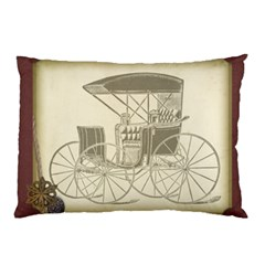Vintage 979514 1280 Pillow Case (two Sides)
