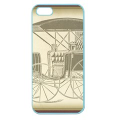 Vintage 979514 1280 Apple Seamless Iphone 5 Case (color)
