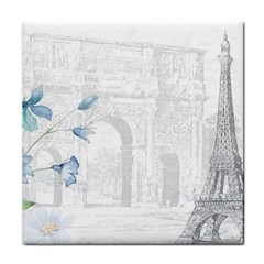 French 1047909 1280 Tile Coasters