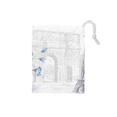 French 1047909 1280 Drawstring Pouch (small)