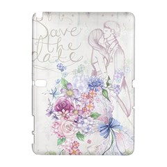 Wedding 979940 1280 Samsung Galaxy Note 10 1 (p600) Hardshell Case by vintage2030