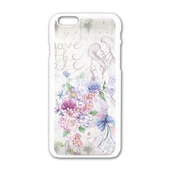Wedding 979940 1280 Apple Iphone 6/6s White Enamel Case by vintage2030