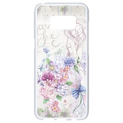 Wedding 979940 1280 Samsung Galaxy S8 White Seamless Case by vintage2030