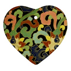 Abstract 2920824 960 720 Heart Ornament (two Sides) by vintage2030