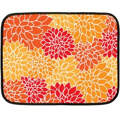 Abstract 1296710 960 720 Double Sided Fleece Blanket (mini)  by vintage2030