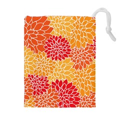Abstract 1296710 960 720 Drawstring Pouch (xl) by vintage2030
