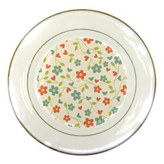 Abstract 1296713 960 720 Porcelain Plates by vintage2030