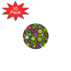 Abstract 1300667 960 720 1  Mini Buttons (10 Pack)  by vintage2030