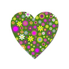 Abstract 1300667 960 720 Heart Magnet by vintage2030