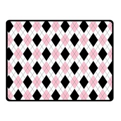 Argyle 316837 960 720 Fleece Blanket (small) by vintage2030