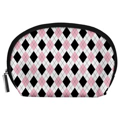 Argyle 316837 960 720 Accessory Pouch (large) by vintage2030