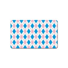 Argyle 316838 960 720 Magnet (name Card)