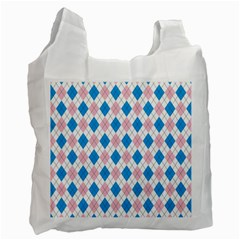 Argyle 316838 960 720 Recycle Bag (two Side)