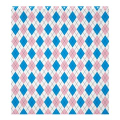 Argyle 316838 960 720 Shower Curtain 66  X 72  (large)