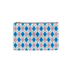 Argyle 316838 960 720 Cosmetic Bag (small)