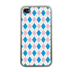 Argyle 316838 960 720 Apple Iphone 4 Case (clear)